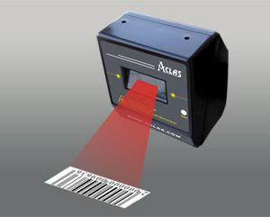 Barcode Laser Scanner BR3X