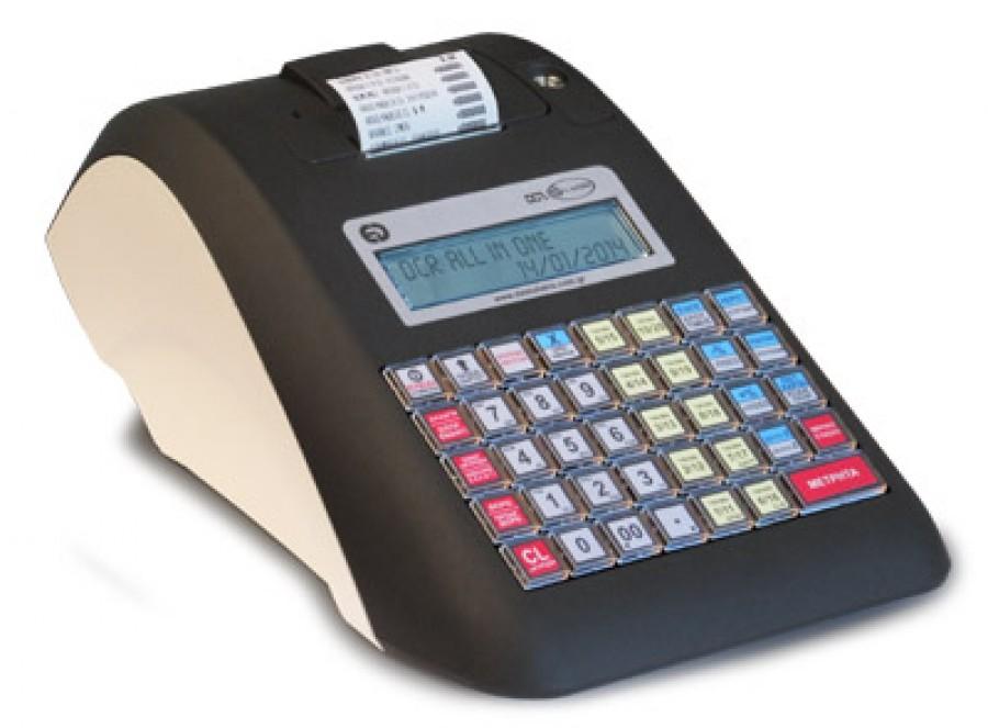 DCR ALL IN ONE Ταμειακή μηχανή αυξημένων δυνατοτήτων με ηλεκτρονικό ημερολόγιο και online σύνδεση με την ΓΓΠΣ μέσω Ethernet ή GPRS. Image